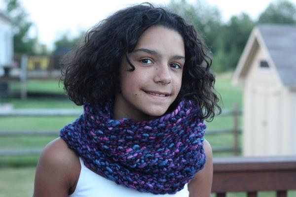 Alex models Marion Cowl